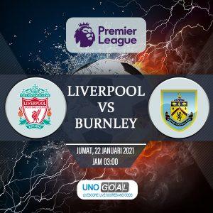 Giveaway Tebak Skor Liverpool vs Burnley